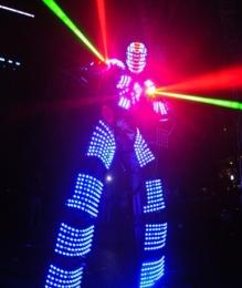 livraison-gratuite-led-robot-led-costume-david-guetta-robot-costume-led-costume-de-robot-robot-v